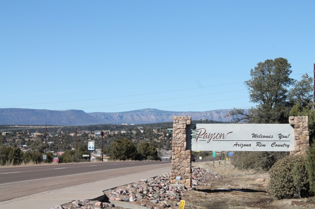 Welcome to Payson, AZ