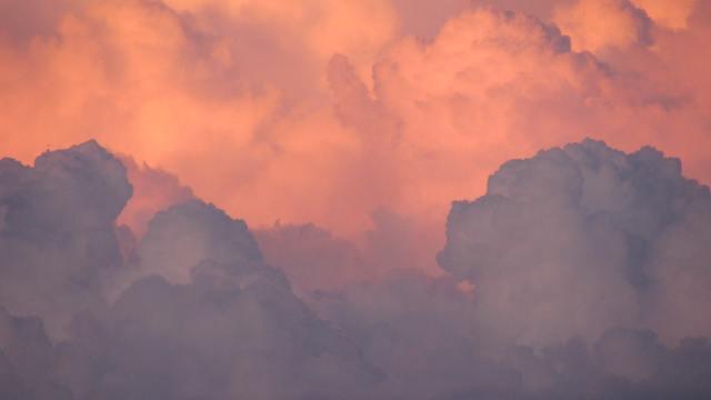 Arizona Monsoon Sky
