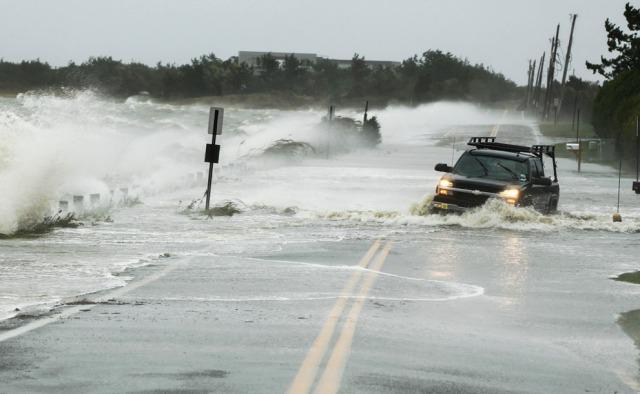 Bad Seas on the Rise!
