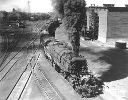 Coal burning Locomotive