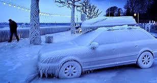 Frozen Europe