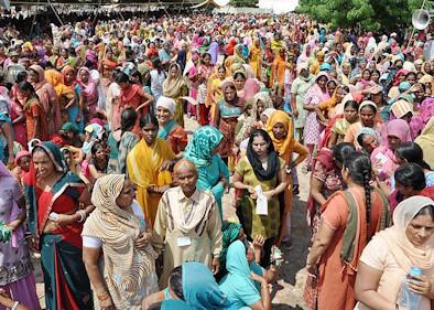 India has 1.27 Billion People