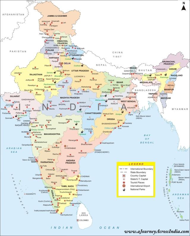 India has 1.27 Million People!