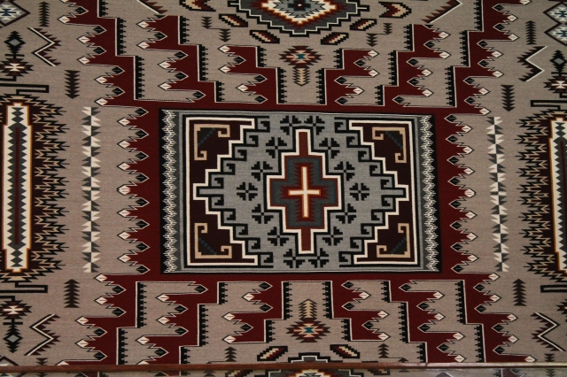 The Beauty of a Navajo Rug