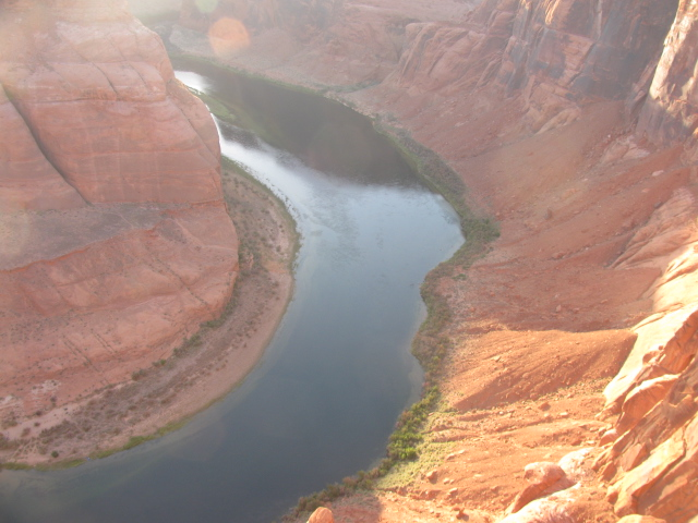 Colorado River! How many more people can this River support?