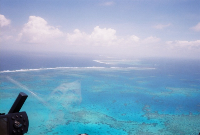 The Reef is the Largest Barrier Reef in the World