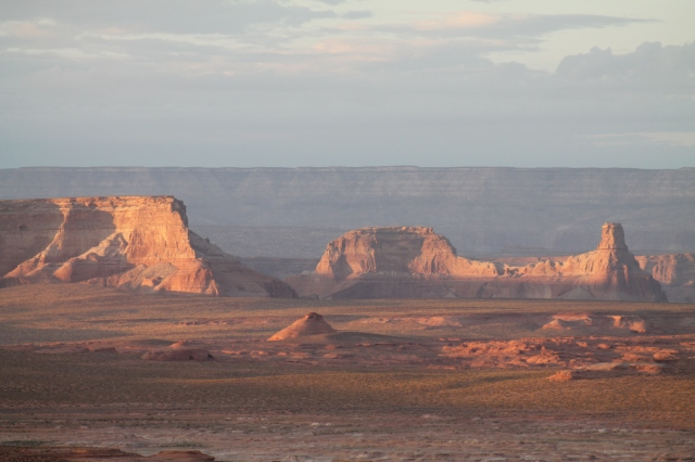 Antelope Canyon lies just outside of Page, Arizona