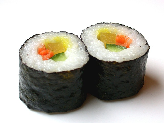 What's in your Sushi?