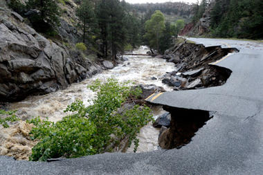 Colorado Floods a 1 in 500 Year Occurrence!