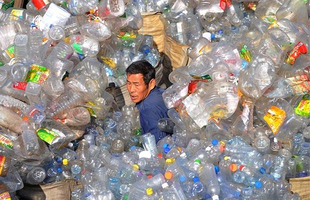 Do you feel buried in Plastic waste?