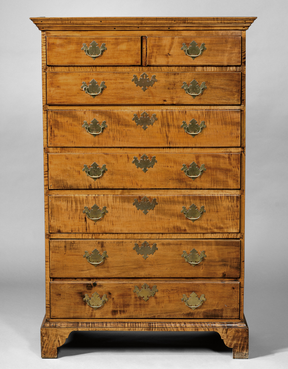 This Solid Wood American Chest of Drawers will last!