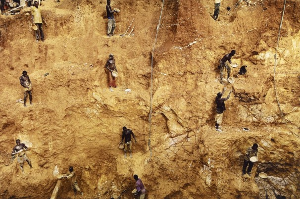 Mining in Nigeria - The Money doen't go to the Miners!