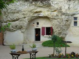 Cave Home in the Loire region