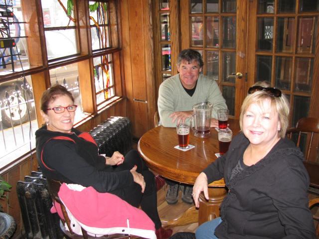 The Bars in Juneau were plentiful!