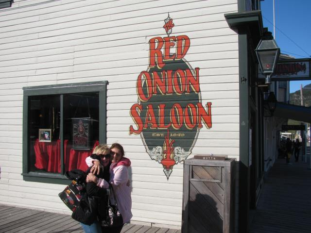 Wild Women of Skagway