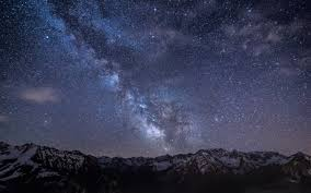 How many of you have never seen the Milky Way?