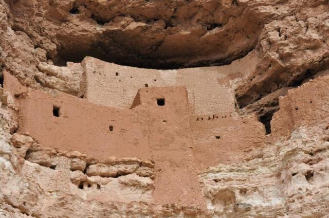 Arizona is home of many Cliff Dwellings