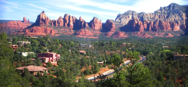 Sedona is applying to be a Dark Sky Community