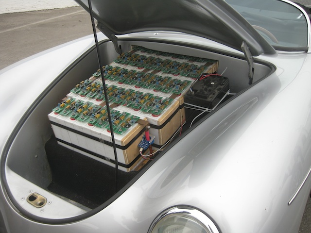 What do we do with the old Batteries?