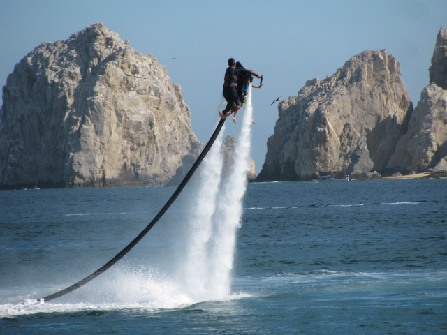 Go for a Cabo FlyBoard!
