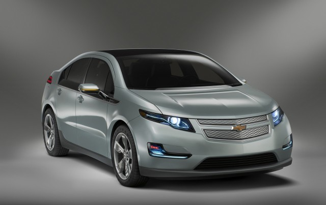 The Chevy Volt is a hybrid!