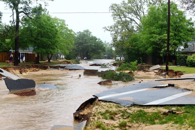 Pensacola floods