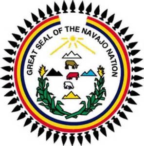 A Navajo seal