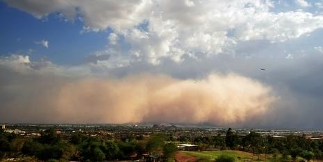 Phx Dust Storm